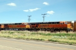 BNSF 5117 & BNSF 7640